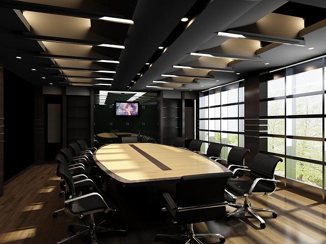 stort kontor